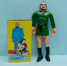 16778 BRABO / FLEXIBLE / BENDABLE / FLASH GORDON DR HANS ZARKOV 15 CMS