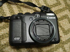 LikeNew Canon Powershot G12 10MP Digital Camera