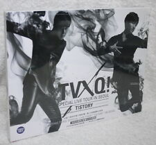 TOHOSHINKI TVXQ! SPECIAL LIVE TOUR T1ST0RY IN SEOUL Taiwan Special 2-DVD+100P