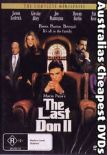 The Last Don II DVD NEW, FREE POSTAGE WITHIN AUSTRALIA REGION 4