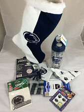 NEW Penn State Christmas Stocking Filled with PSU Goodies