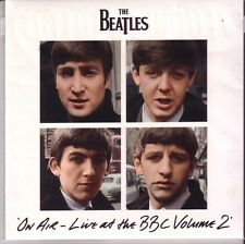 "THE BEATLES ""On Air Live at the BBC Volume 2"" 5 Track PROMO 7 Inch VINYL RARE"