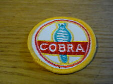 COBRA EMBRIODERED BADGE -  jm