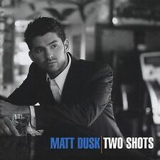 1 CENT CD Two Shots - Matt Dusk