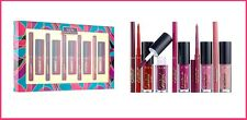 tarte Kiss Bliss Tarteist Matte Lip Paint & Crayon 10 pc Set Deluxe Size NIB