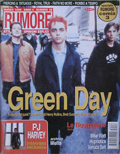 RUMORE 38 1995 Green Day PJ Harvey Belly Throwing Muses Royal Trux Faith No More