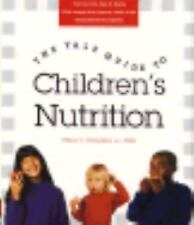 The Yale Guide to Children's Nutrition-ExLibrary