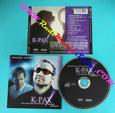 CD Edward Shearmur K-Pax Original Motion Picture Soundtrack 016 192-2(OST1)