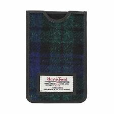 Harris Tweed Phone Case (Black Watch Tartan) 25149