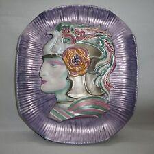 Rosenthal Jahresobjekt 1982 Ernst Fuchs Lohengrin Keramik Limitierte Kunstreihen