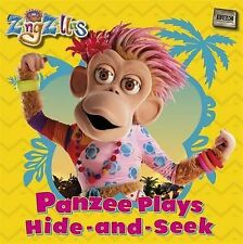 ZingZillas: Panzee Plays Hide-and-seek by BBC