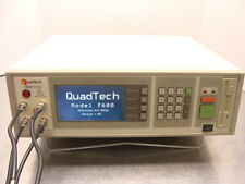 QuadTech Model 7600 Ver 1.03 Precision RLC LCR Meter / Impedance Analyzer!