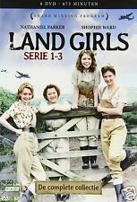 LAND GIRLS COMPLETE SERIES 1 2 3 COLLECTION DVD Box Set New R2 UK Compatible