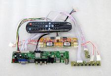 TV HDMI VGA AV USB AUDIO MT6820-MD driver board apply to LTN160AT01