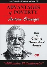 Advantages of Poverty (Life-Changing Classics) by