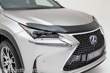 LEXUS NX BONNET PROTECTOR TINTED FROM JULY 2014  NX300H NX200T NEW GENUINE