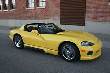 Dodge: Viper 2dr Open Spo