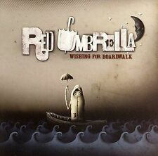CD Wishing for Boardwalk by Red Umbrella NEW feat the single Straitjacket