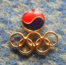 NOC SOUTH KOREA  OLYMPIC BEIJING 2008 PIN BADGE