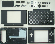 Kingdom Hearts Replacement parts Housing Case Cover Shell For Nintendo NDSI