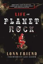 Life on Planet Rock: From Guns N' Roses to Nirvana, a Backstage Journe-ExLibrary