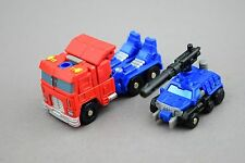 Transformers Generations Optimus Prime & Roller 30th Anniversary Legends