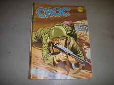 BD Pt Format CHOC n° 49 1963 Editions AREDIT ARTIMA BD GUERRE