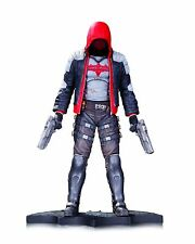 DC COLLECTIBLES DIRECT BATMAN ARKHAM KNIGHT RED HOOD STATUE!