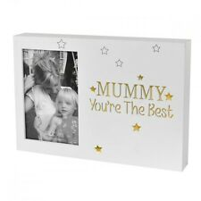 Light Up Box Photo Frame Battery Operated Mummy 6x4 Picture Frames Mum Xmas Gift