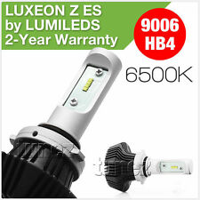 9006 HB4 LED Philips LUXEON Z ES Headlamp Headlight Lumileds Car Bulb CSP Light