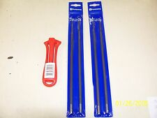 New Husqvarna Chain Saw Files & Handle 7/32