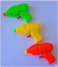 6 x 125mm Baby Small Pressure Colour Water Gun Children Beach Water Toys Funny