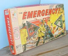 EMERGENCY! - TV SHOW - RARE BOARD GAME - COMPLETE
