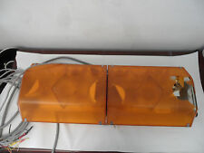 """Code 3 Amber 36"""" Excalibur Light Bar Security Emergency Tow Snow Plow"""