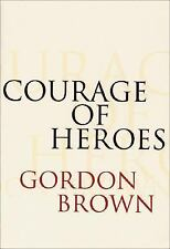 Gordon Brown - Courage Eight Portraits (2014) - Used - Trade Cloth (Hardcov