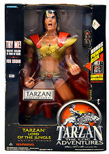 Vintage Trendmasters 15 in Tarzan Lord Of The Jungle City Of Gold Figure 1995