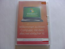 Microsoft Windows 7 Home Premium 32 Bit Vollversion Deutsch