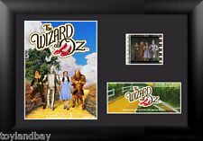 Film Cell Genuine 35mm Framed & Matted Wizard of Oz Yellow Brick Road USFC5769