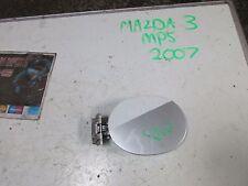 mazda 3 mps 2007 2.3 turbo aero fuel cap lid in silver