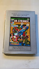 MARVEL MASTERWORKS: DR. STRANGE MASTER OF THE MYSTIC ARTS Vol 5 rare doctor HB!!