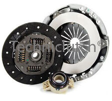3 PIECE CLUTCH KIT INC BEARING 215MM FOR FIAT COUPE 2.0 16V