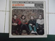 PUNK ROCK CABLE   DOWN-LIFT THE UP -TRODDEN