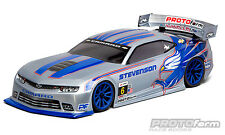 Pro-line Racing Chevy Camaro Z/28 CLEAR UNPAINT Body 190mm Touring Car PRO154430