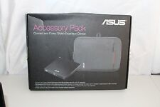 Asus X401 Accessories Bundle Laptop Sleeve and 8x External Double-Layer Drive