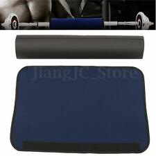 Weight Lifting Squat Gym Foam Padded Barbell Bar Pad Neck Shoulder Back Support