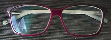 Barely Used Tommy Hilfiger Glasses In Purple, Matte & Gloss Frames