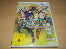 Tales of Symphonia: Dawn of the New World-Nintendo Wii-Top estado