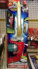 Power Rangers Dino Charge Super Drive Saber New