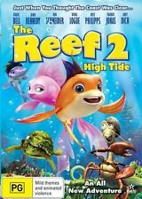 The Reef 2 - High Tide (Dvd) Children, Family, Animation, Musical, Adventure