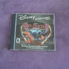 Lilo & Stitch: Trouble in Paradise  PC CD ROM GAME WALT DISNEY COMPLETE